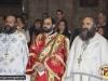Părintele Nectarie și preoții slujitori înainte de hirotonie