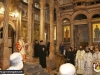 Înalt Prea Sfințitul Mitropolit al Nazaretului adresându-se părintelui Nectarie