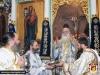 ÎPS Arhiepiscop al Taborului în timpul Sfintei Liturghii