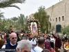 În timpul procesiunii