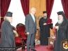 Preafericirea Sa acordă o distincție Ambasadorului Ungariei, domnul Géza Mihalyi