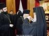 Preafericirea Sa oferă Patriarhului Ecumenic un set de englopioane