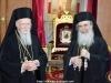 Fotografie comemorativă cu conducătorii Bisericilor în Sala de recepție