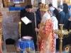 ÎPS Mitropolit Ioachim făcând sluja de pomenire a Sfintei