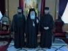 Proaspăt-călugăriții părinți și Preafericirea Sa