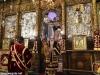 Preafericirea Sa oficiază Sfânta Liturghie în Catoliconul Bazilicii Nașterii Domnului