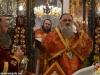 ÎPS Arhiepiscop de Lydda slujind împreună cu Preafericirea Sa