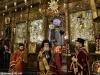 Preafericirea Sa intrând în Basilica pentru privegherea de Crăciun