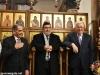 Președintele Autonomiei Palestiniene, Abu-Mazen, și Ministrul de Interne al Iordaniei