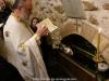 Slujba de pomenire a Sfintei la mormântul ei