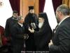 Preafericirea Sa oferă binecuvântări și suveniruri din Ierusalim