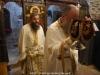 Arhimandritul Ignatie și părintele slujitor al Sfintei Mănăstiri, Arhimandritul Macarie
