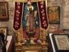 Icoana Sfântului Vasile cu o părticică de moaște