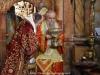 ÎPS Arhiepiscop de Constantina în timpul Sfintei Liturghii