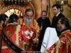 ÎPS Arhiepiscop de Lydda în timpul Sfintei Liturghii