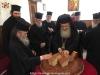Tăierea Vasilopitei la Epitropikon în ziua de Anul Nou