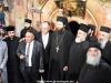 Părintele Dragoman, Arhimandritul Matei și Executivii din Comitetul de organizare a slujbei