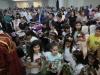 Credincioșii participanți la Denia Prohodului în Vinerea Mare