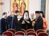 Corul Bisericii Sfântului Mormânt cântând imnuri ale Învierii
