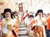 Procesiunea spre Biserică pentru Vecernia Dragostei