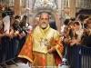 ÎPS Mitropolit de Helenoupolis la citirea Evangheliei în engleză
