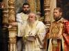 ÎPS Arhiepiscop al Constantinei la citirea Evangheliei în ebraică și în germană