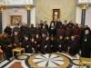 Vizita Frăției Franciscane cu ocazia Paștelui