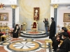 Discursul Arhiepiscopului Antonios din Biserica Coptă