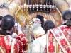 ÎPS Arhiepiscop Dimitrie al Lyddei în timpul Sfintei Liturghii