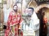 ÎPS Arhiepiscop Teofan al Gerassei în timpul Sfintei Liturghii
