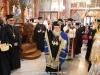 Intrarea Preafericirii Sale în Biserica Sf. Gheorghe din Cana