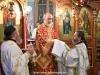 ÎPS Mitropolit Ioachim al Elenoupolei în timpul Sfintei Liturghii