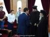 Preafericirea Sa binecuvintează rasa fratelui începător Constantin