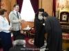 Fratele Constantin primește binecuvântarea Preafericirii Sale