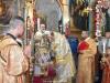 ÎPS Mitropolit al Elenupolei în timpul Sfintei Liturghii