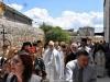 Procesiunea în jurul Sfintei Mănăstiri