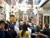 Creștinii participanți la Sfânta Liturghie