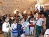Copii cântând Hristos a Înviat