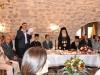 Recepția la inaugurarea Sălii de recepție restaurată