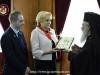 Preafericirea Sa oferă o icoană a Maicii Domnului Premierului român