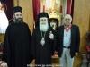 Preafericirea Sa cu Părintele Aleme și D-l Sayej