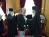 Preafericirea Sa acordă o distincție Primarului din Birzeit, domnul Dawhar Y. Sayej