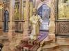 Oficiatorul Sfintei Liturghii, ÎPS Arhiepiscop Teofan al Gherasei