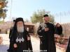 Preafericirea Sa vizitează Mănăstirea Ortodoxă peste drum de Altar
