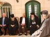 Preafericirea Sa vizitează casa Imamului de lângă Altar