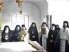Preafericirea Sa și egumenul, Arhimandritul Antim, la Mănăstirea Mica Galilee
