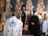 Vecernia Sfântului Duh în paraclisul de la cimitir