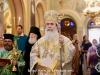 Preafericitul Patriarh al Ierusalimului conduce Sfânta Liturghie la Sfânta Treime a Missiei