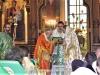 ÎPS Arhiepiscop al Sevastiei, împreună-liturghisitor, la Vohodul Mare