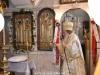 Preafericirea Sa în timpul Liturghiei Patriarhale a praznicului